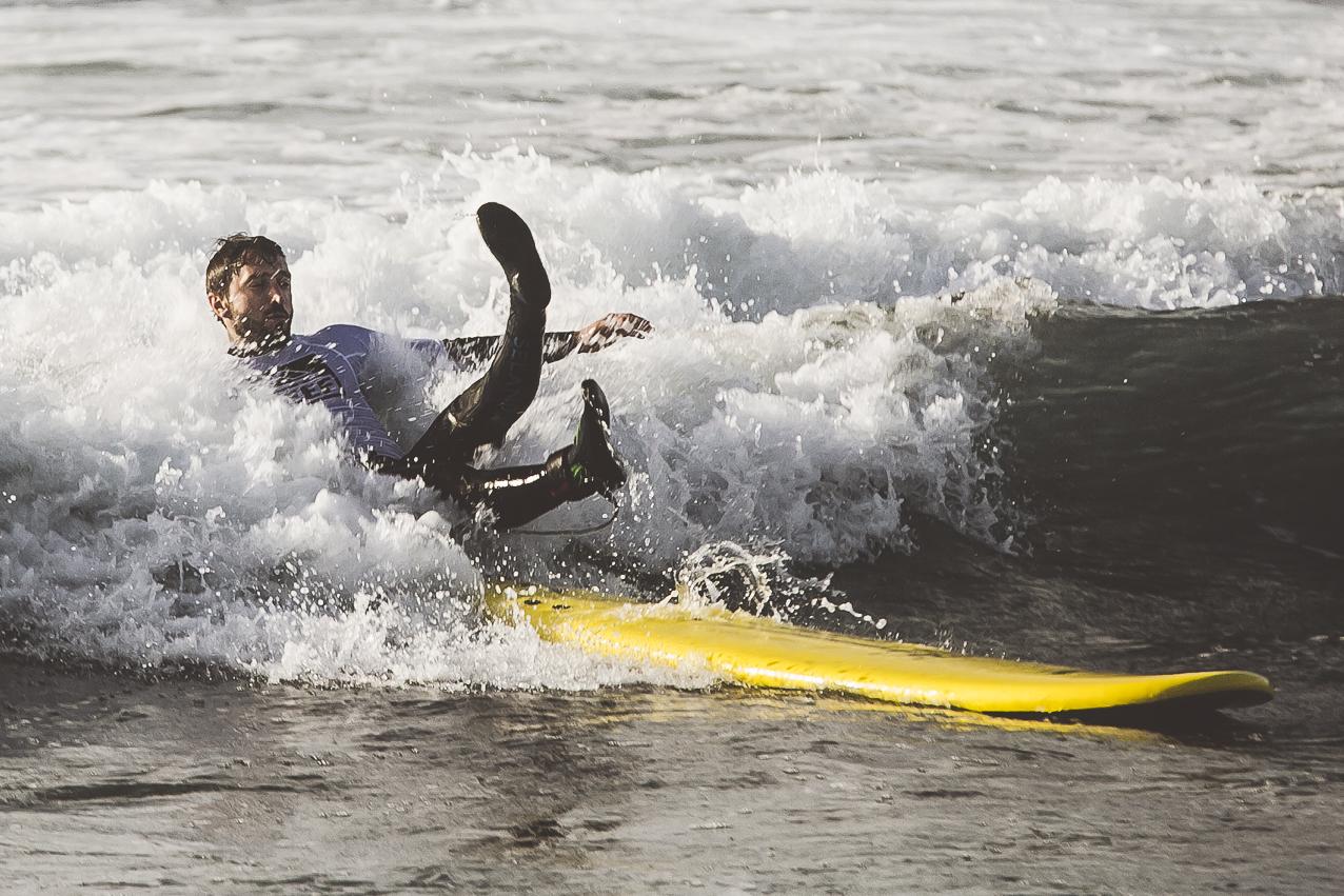 SURFING TENERIFFA