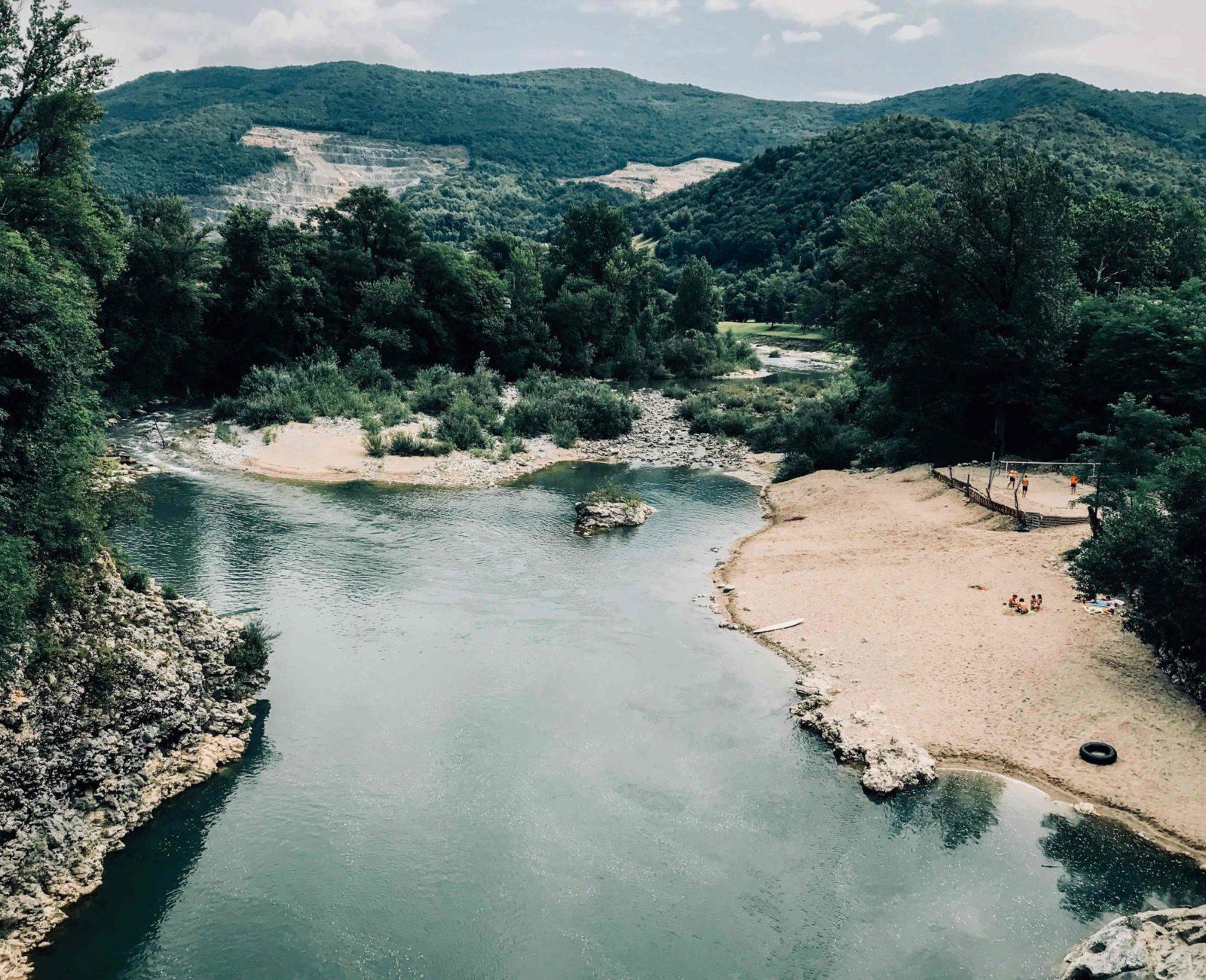 Slovenian West Loop